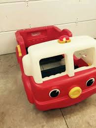 Fire Truck Toddler Bed Step 2 Little Tikes Step 2 Fire Engine Toddler Bed Baby U0026 Kids In