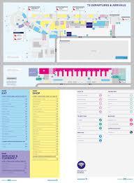 Sydney Map Sydney Airport Terminal 3 Map