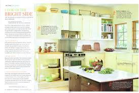 romantic homes magazine cozy kitchens alan design studio