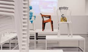 Vitra Design Museum Interior The Vitra Design Museum Dedicates An Exhibition To Monobloc
