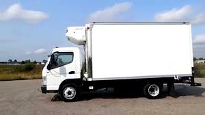 toyota commercial vehicles usa mitsubishi fuso with thermoking reefer box for sale by carco truck