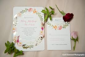 Backyard Wedding Invitations Haley And Max A Boho Backyard Wedding U2014 Winsor Event Studio