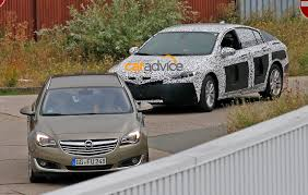 opel japan 2018 holden commodore captured photos 1 of 14