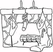 christmas stocking coloring pages christmas stockings coloring pages free coloring pages