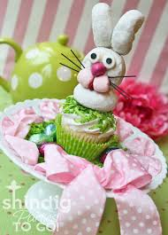amanda u0027s parties to go easter bunny cupcakes part 1