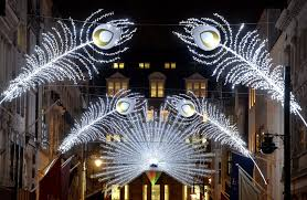 New Christmas Lights by Bond Street Christmas Lights Things To Do In London