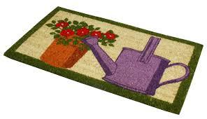 Outdoor Coir Doormats Garden Doormat Home Outdoor Decoration