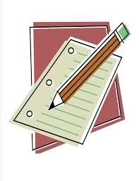 write on paper writing on paper clipart cliparts and others art inspiration pencil writing on paper clipart write it down clipart