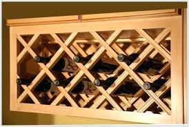 wine rack kitchen cabinet wine rack insert rooms wine rack