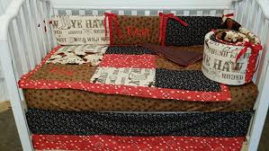 Western Baby Crib Bedding 81jqg0rff5l Sx700 Cowboy Crib Bedding Sets 3