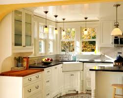 Small Kitchen Sinks by Corner Kitchen Sink Designs Home And Interior