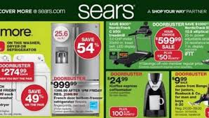 black friday dryer deals sears black friday deals 2016 u2013 full ad scan the gazette review