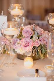Photo Wedding Centerpieces by 25 Best Romantic Wedding Centerpieces Ideas On Pinterest