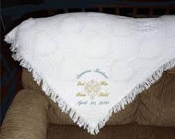 baptism blankets personalized baptism basket etsy