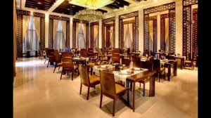 contemporary arabic dining room design with modern stylish