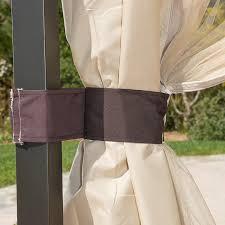 Rite Aid Home Design Pop Up Gazebo by Amazon Com Sonoma Outdoor Iron Gazebo Canopy Umbrella W Net