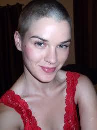 bald women haircuts bald and beautiful buzz haircut closeup jpg 540 720 pixels