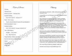 program for memorial service 6 memorial service program format edu techation