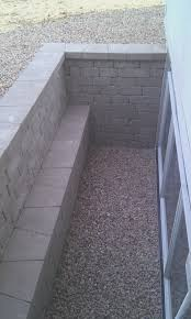 basement installing basement windows in concrete block home