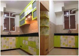 Indian Kitchen Interiors Live Working Indian Modular Kitchen Design Detail Simple With