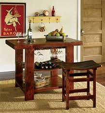 Portable Kitchen Islands With Stools Kitchen Island Furniture Wine Stave Kitchen Island And Stools