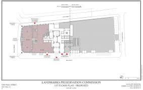 Second Empire Floor Plans Landmarks Approves Changes To 1 Wall Street To Allow For