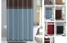 Modern Bath Rug Contemporary Bath Shower Curtain Pcs Modern Bathroom Rug Mat
