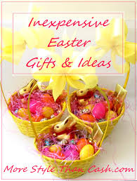 easter gifts inexpensive easter gifts and ideas