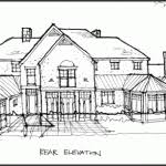 new ideas architecture house design drawing with home design