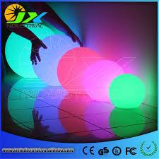 floating pool ball lights aliexpress com buy d40cm 16color changes led light ball 24key