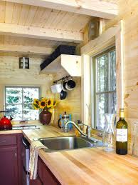 photos hgtv tiny house kitchen with large windows loversiq