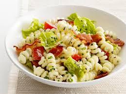 recipe day blt pasta salad fn dish behind scenes