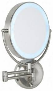 battery operated wall mounted lighted makeup mirror best battery operated wall mounted lighted makeup mirror for picture