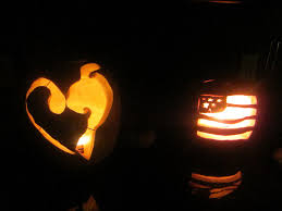 American Flag Pumpkin Carvings by Hermana Derges U0027 Mission Adventures Come Unto The Savior