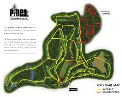 grand map lodging brainerd minnesota cross country skiing xcski brainerd