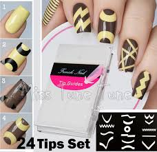 popular french manicure nail buy cheap french manicure nail lots