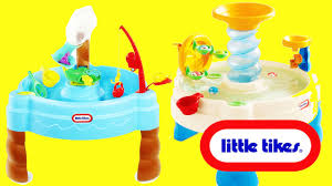 tikes water tables water slide giant surprise toys