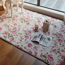 shabby chic rug amazon co uk