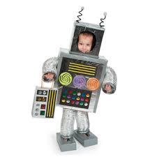 Oriental Halloween Costumes Robot Costume Free Fun Halloween Oriental Trading