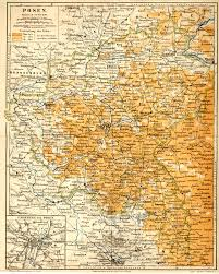 Map Of Germany And Poland by Maps Of Poland And Germany Brandenburg Silesia Wielkopolski