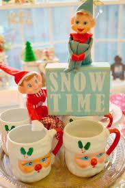 212 best santa mugs images on pinterest vintage christmas mugs