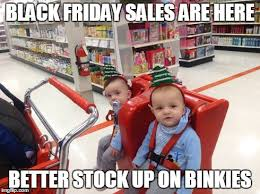 Black Friday Shopping Meme - black friday shopping with toddlers