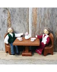 dollhouse family grandparents elves u0026 angels heirloom quality