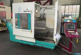 dmg used machine for sale