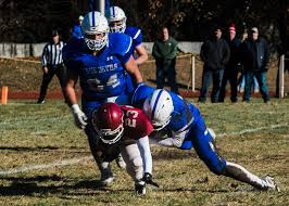 high school football fitchburg v leominster 112th thanksgiving