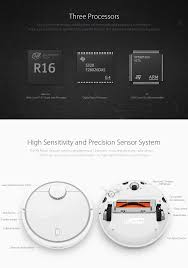 xiaomi mi robot vacuum cleaner robot white