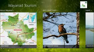 eastern and western ghats wayand tourism