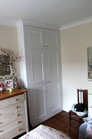 Bedroom Wall Cupboards Alcove Wardrobe With Coving Project Brh Pinterest Alcove