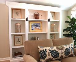 bookcase styling 1 2 3 classic casual home