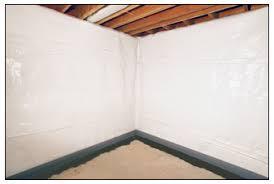 wall vapor barrier trotter company